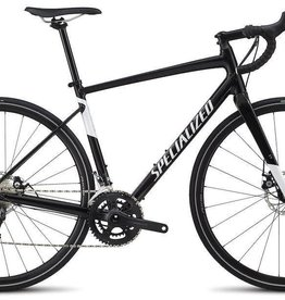 Specialized Specialized Diverge E5 Elite 2018 Black/White Bicycle