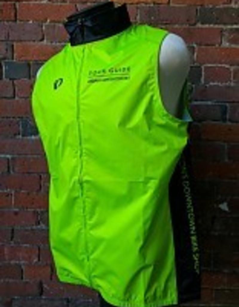 Pearl Izumi Vest - Pearl Izumi Custom UA Green