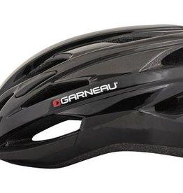 Helmet - Louis Garneau - Majestic Helmet Black/Gray  XL