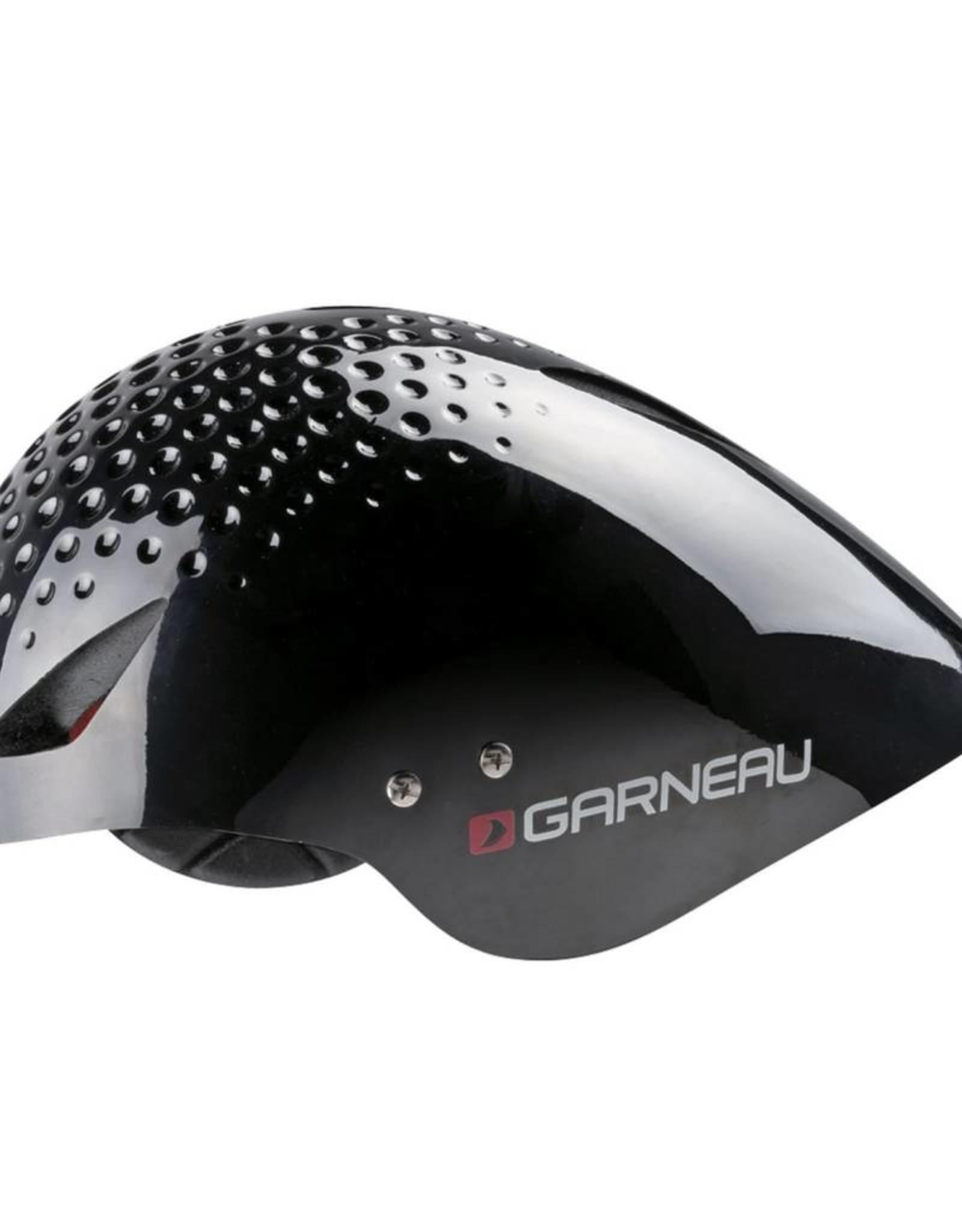 Louis Garneau Helmet - Louis Garneau P-09 Aero Cycling Black/Red M