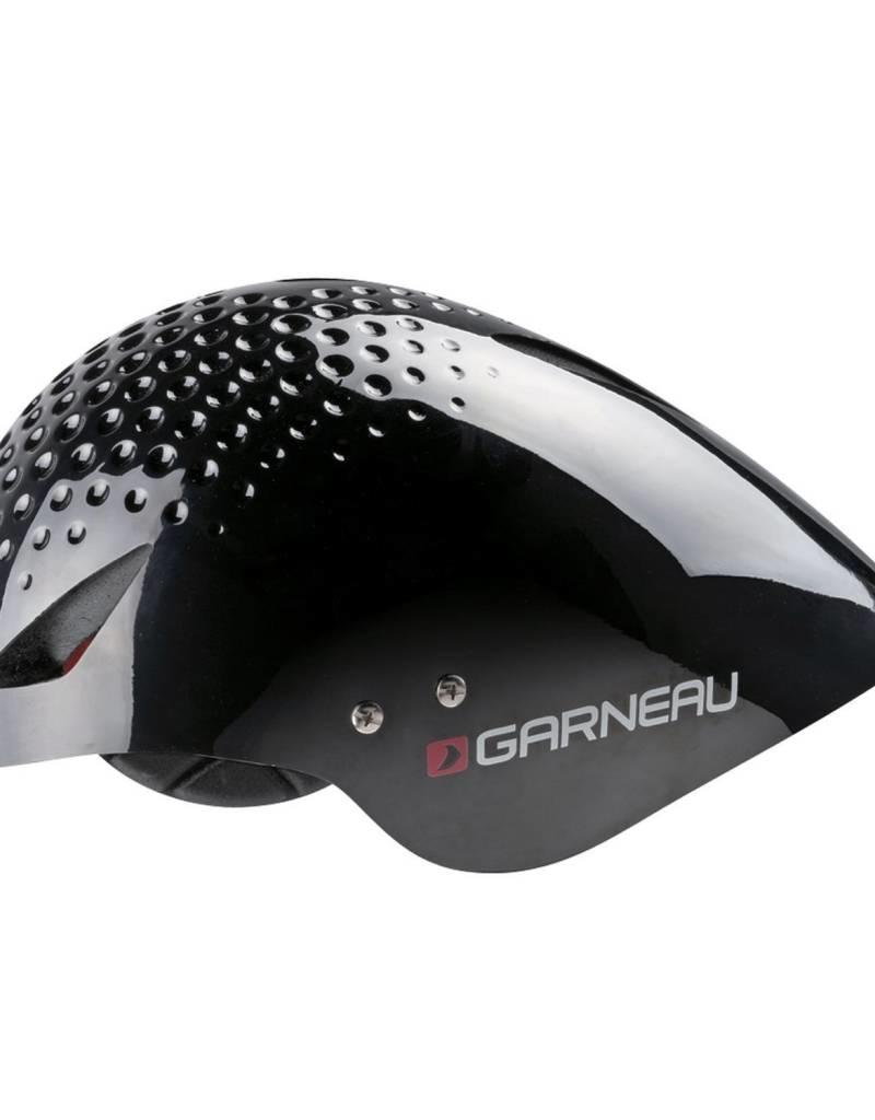 Louis Garneau Helmet - Louis Garneau P-09 Aero Cycling Black/Red M