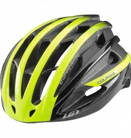 Louis Garneau Helmet - Louis Garneau Course Yellow/Black M
