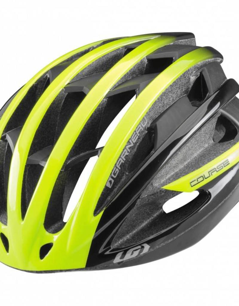 Louis Garneau Helmet - Louis Garneau Course Yellow/Black M