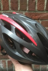 Lazer Helmet - Lazer O2 UA 3.0 Black/Red XL