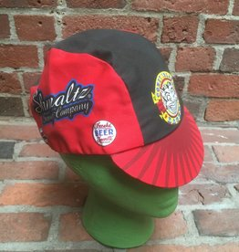 Cap - Retro Cycling Cap Shmaltz Coney Island Lager