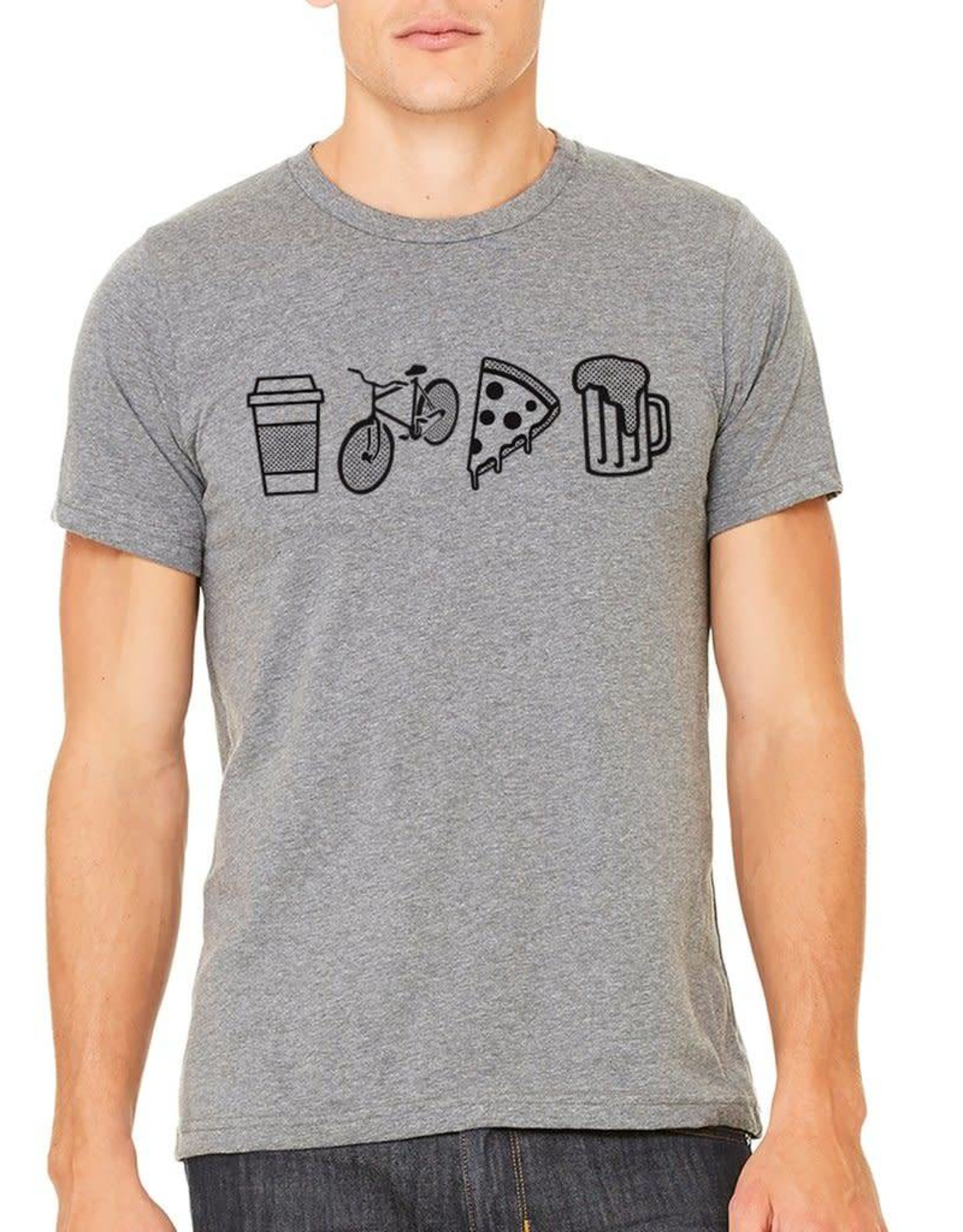 SFC Casual Cycling Clothing T Shirt - Essentials