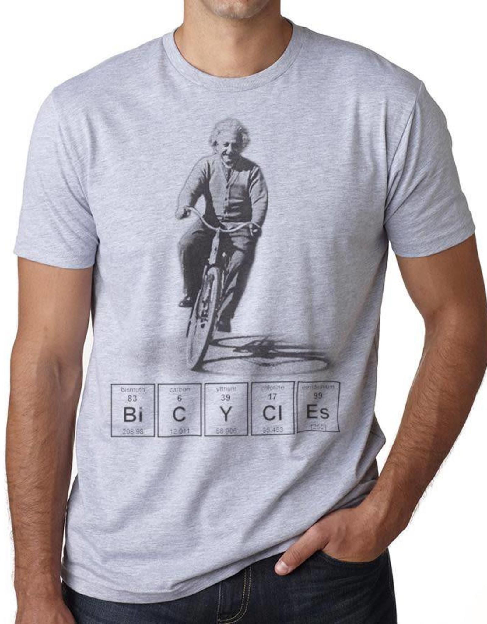 SFC Casual Cycling Clothing T Shirt - Einstein