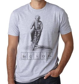 SFC Casual Cycling Clothing T Shirt - SFC WS Einstein