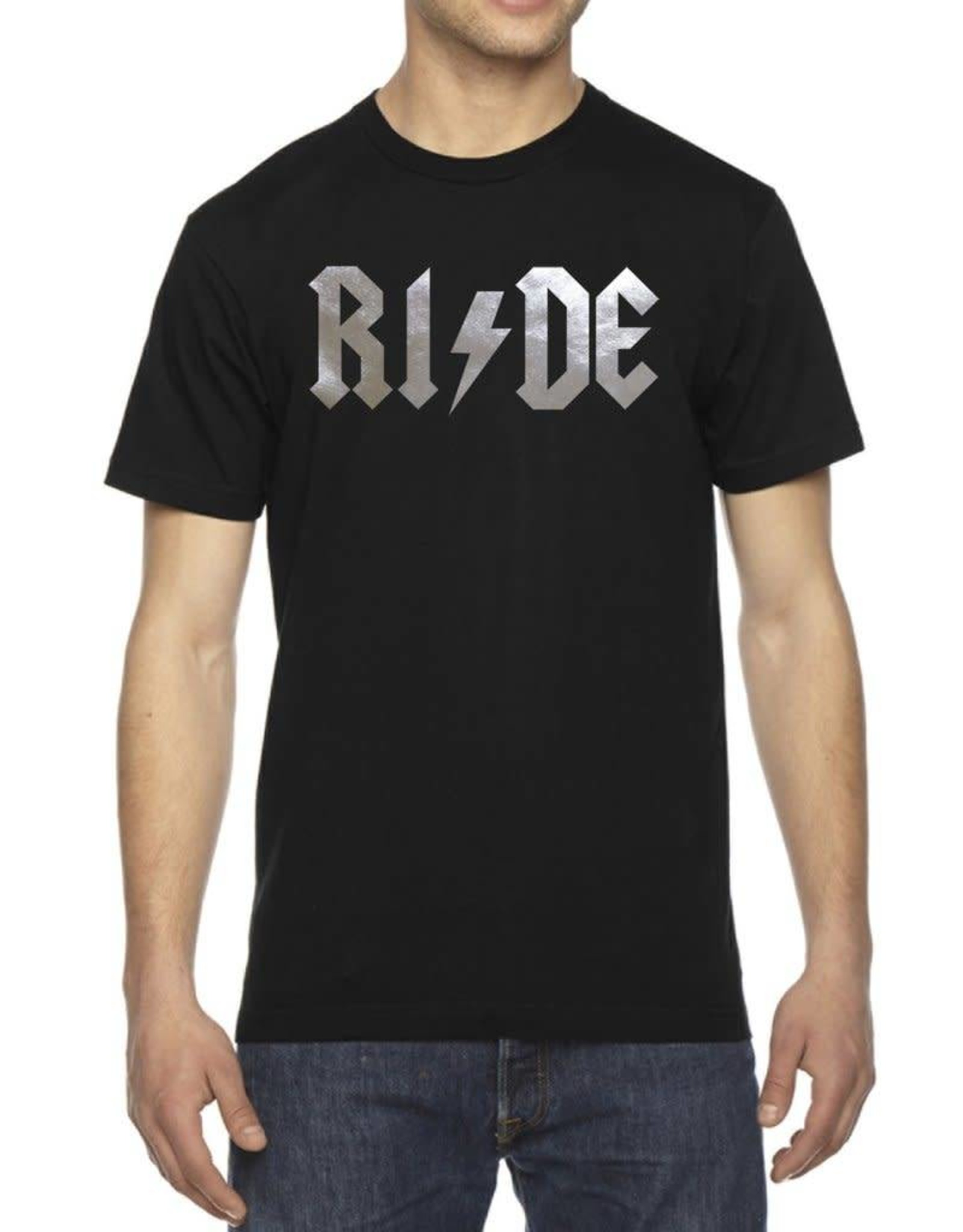 SFC Casual Cycling Clothing T Shirt - Ride Foil