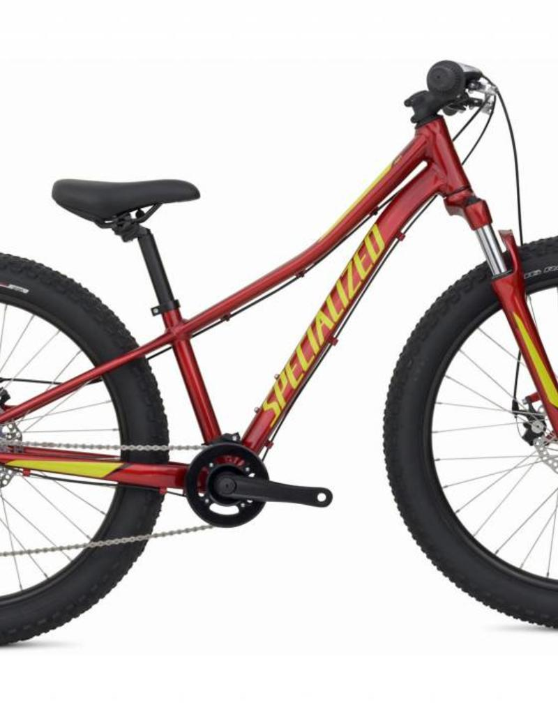 "Specialized Specialized Riprock 24"" Red/Hyper Bicycle"