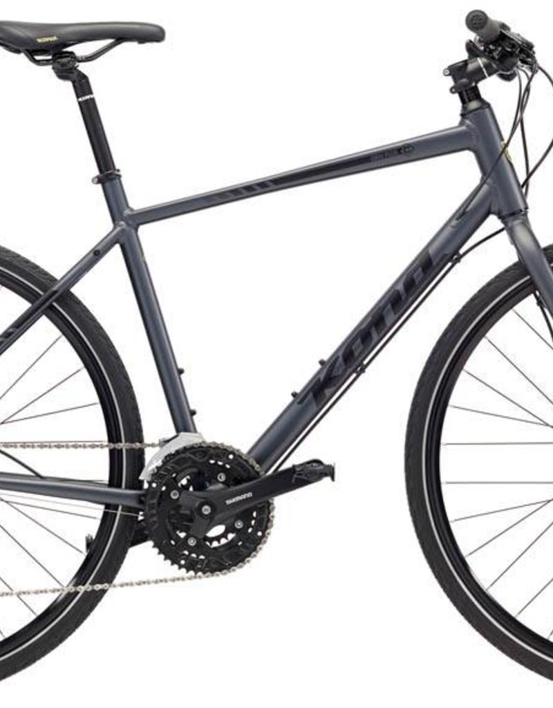 KONA Kona Dew Plus Charcoal 2018 Bicycle