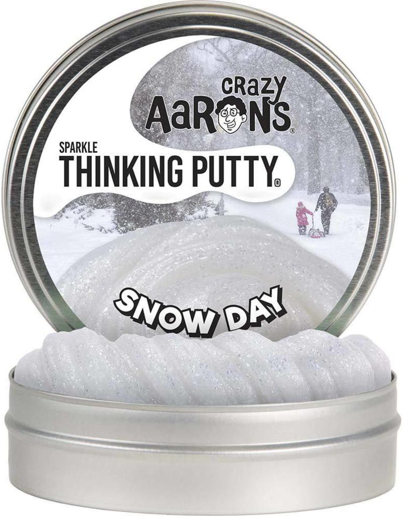 Sparkle Snow Day Thinking Putty