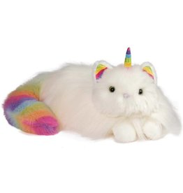 Ziggy Caticorn Rainbow Fuzzle