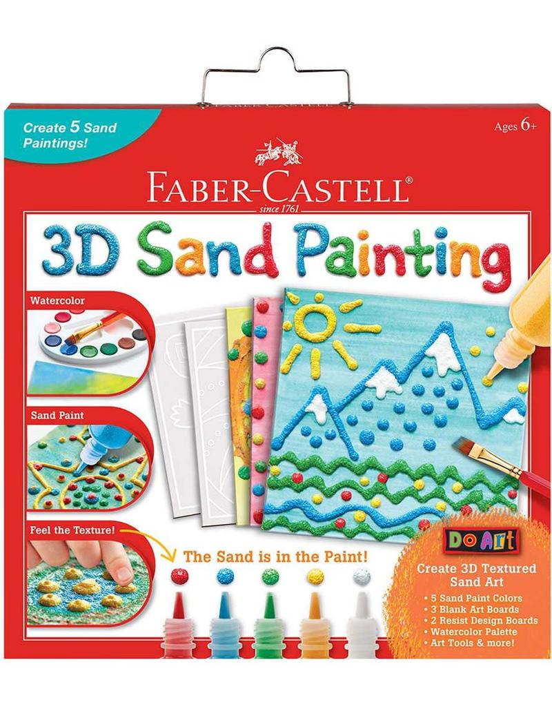3D Sand Painting