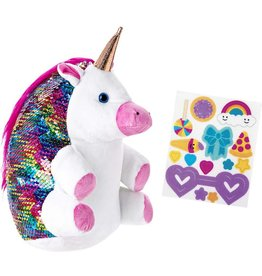Sparkles Unicorn Sequin Pets