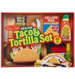 Fill & Fold Taco & Tortilla Set