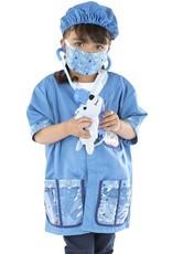 Veterinarian Role Play Costume