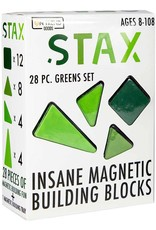 STAX Greens- 28 Pieces