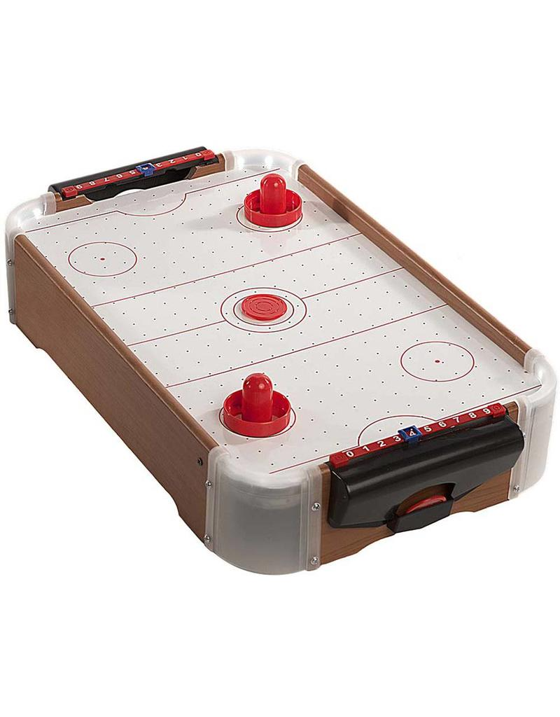 Tabletop Air Hockey with LED Lights