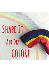 Clay to Crayons Class - Sat., July 27th at 11 am