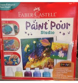 Paint Pour Class - Sat Feb 1st at 1pm