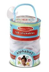Tub Stickables - Alphabet