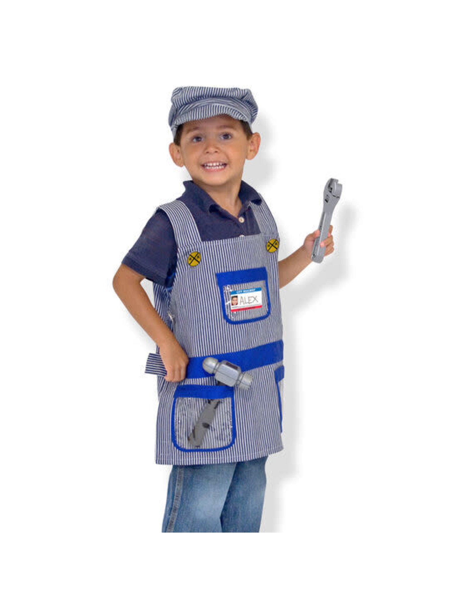 Train Engineer Role Play Costume