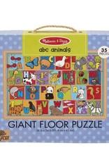 NP Giant Floor Puzzle - ABC Animals