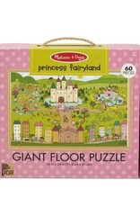 NP Giant Floor Puzzle - Princess Fairyland