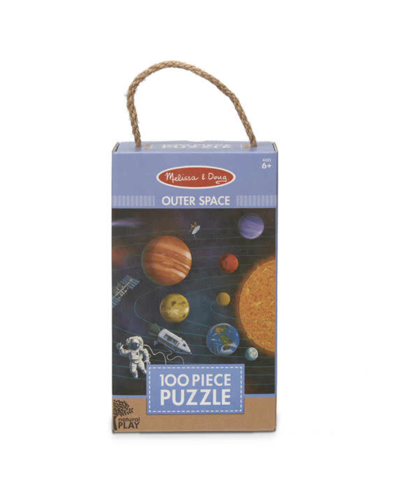 NP 100pc Jigsaw Puzzle - Outer Space