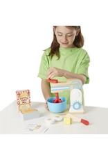 Melissa & Doug Make-A-Cake Mixer Set
