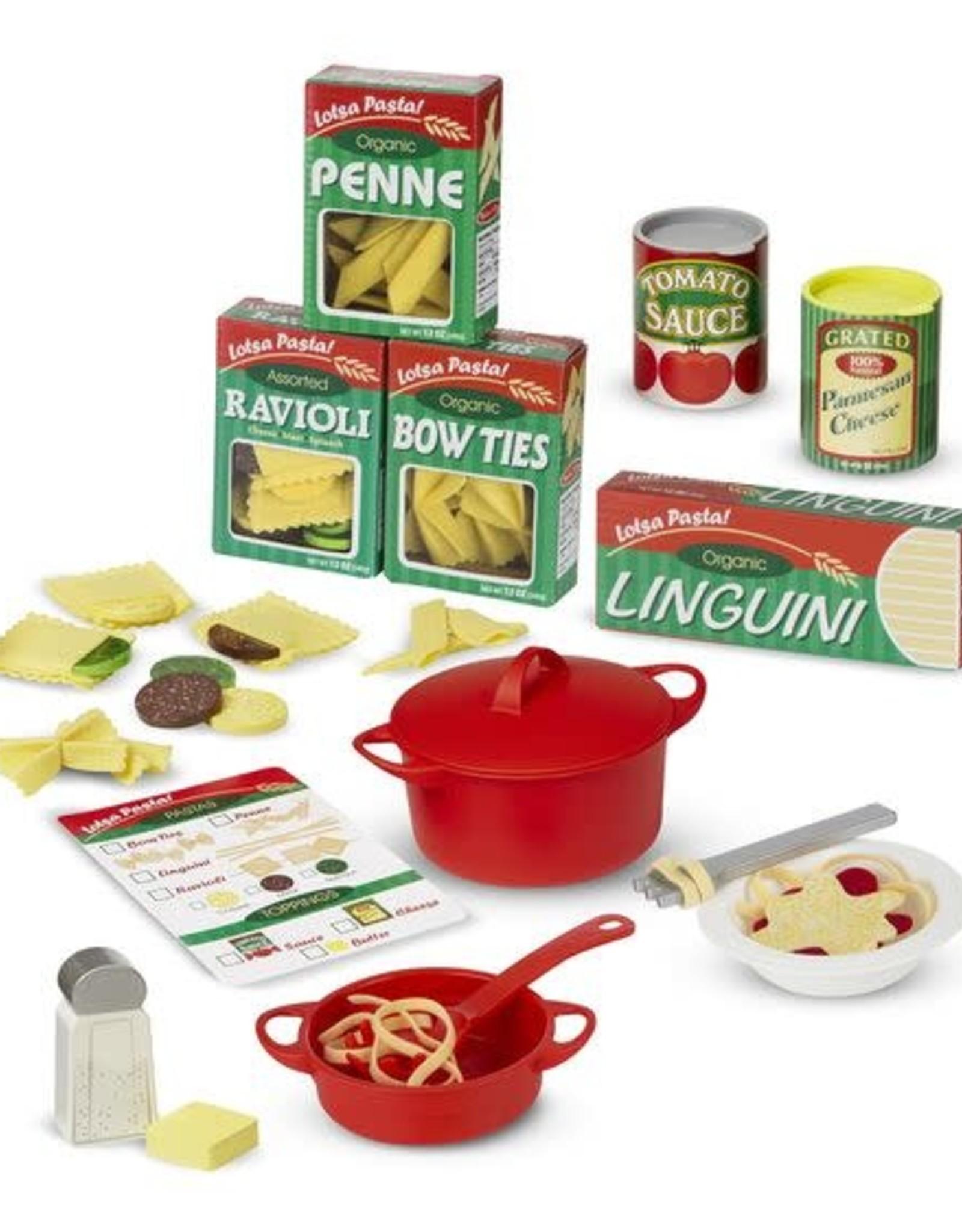 Perfect Pasta Play Set