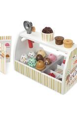 Scoop & Serve Ice Cream Counter