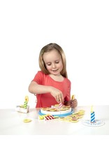 Birthday Party Cake Play Food