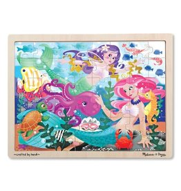 Mermaid Fantasea Wooden Jigsaw