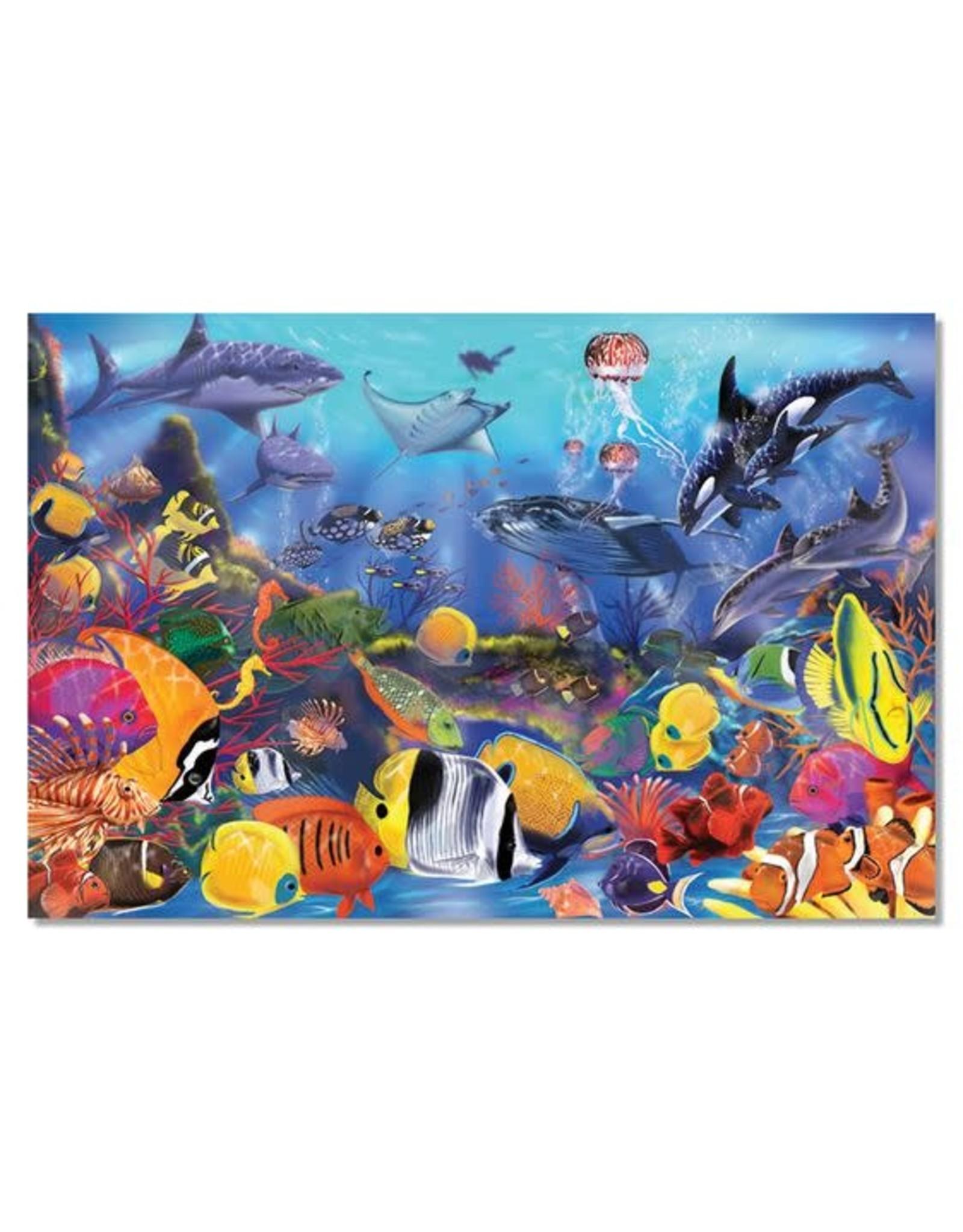 Underwater Floor (48pc)