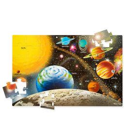Solar System Floor (48 pc)