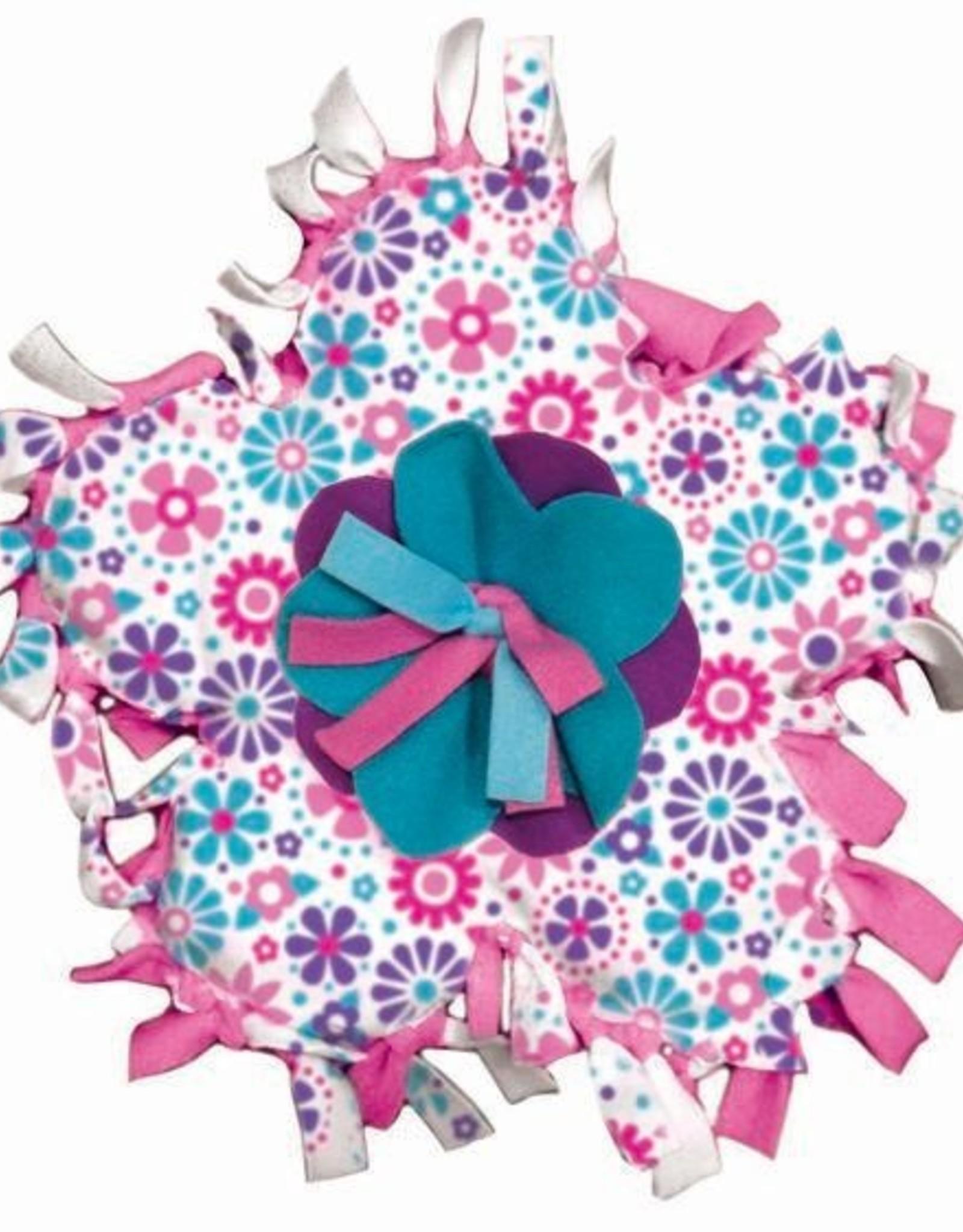 Created by Me! Flower Fleece Pillow