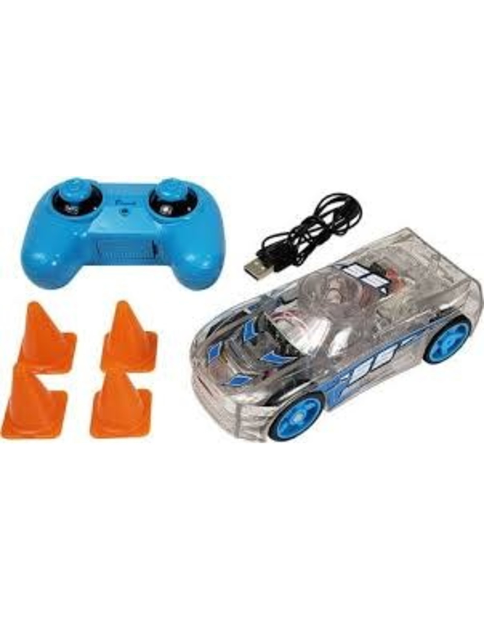 Marble Racers Race Car Red