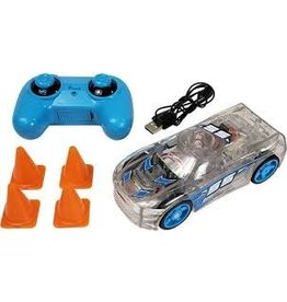 Marble racers RC Car BLUE