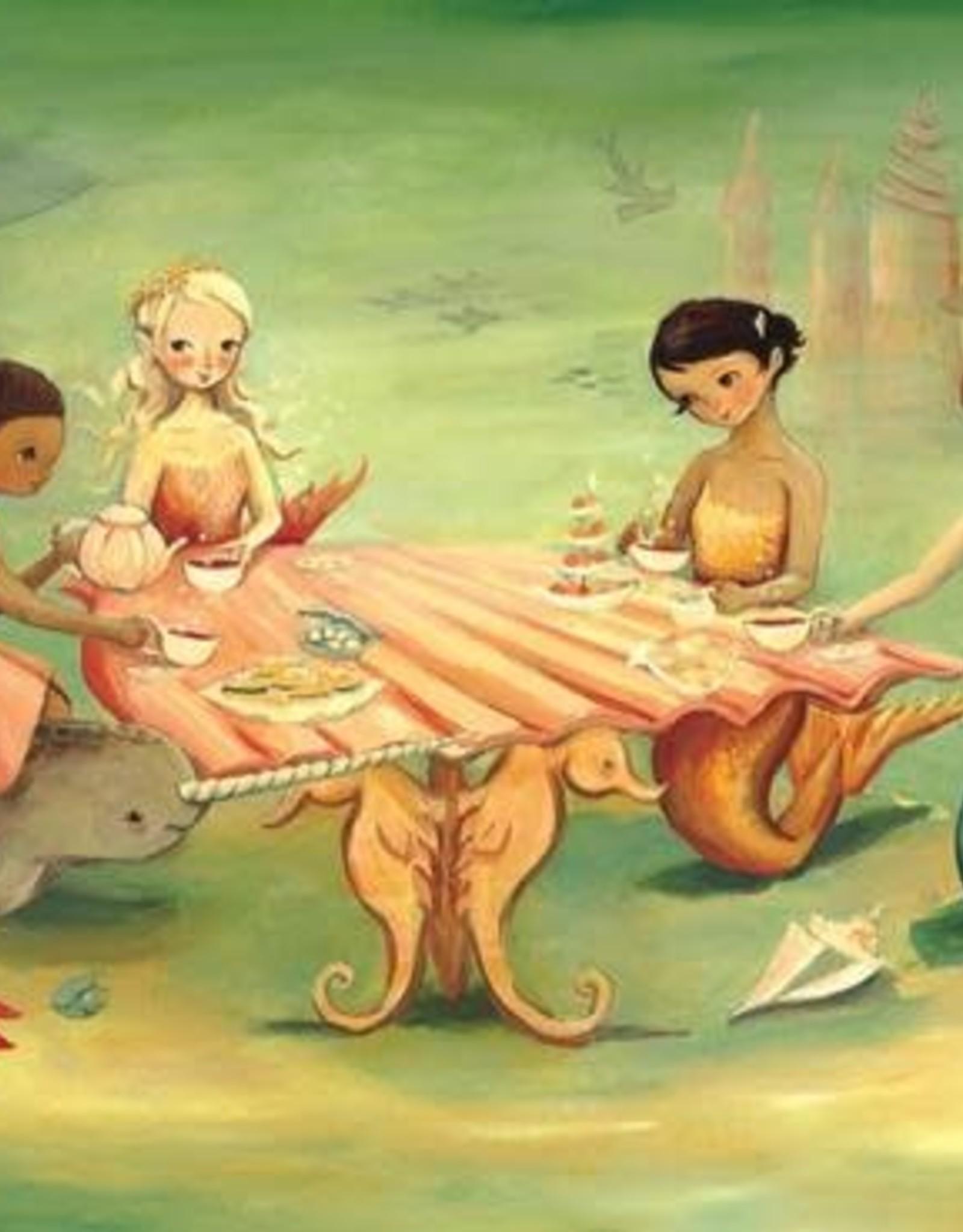 Mermaid Tea Party 60 pc puzzle