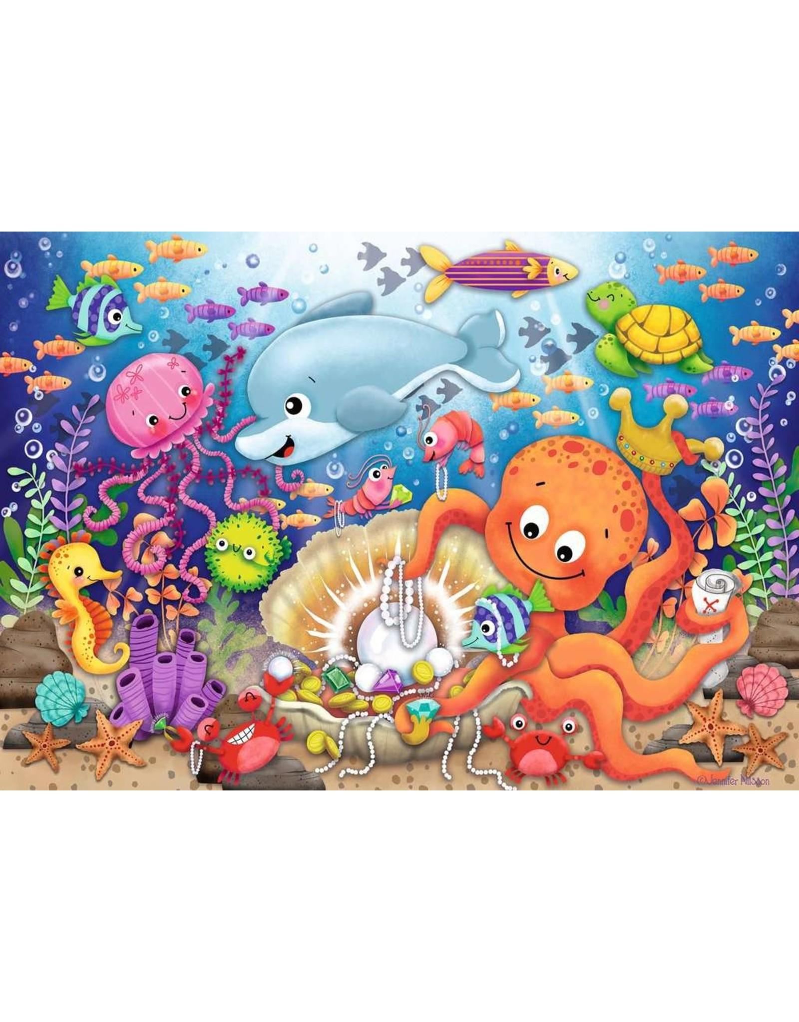 Fishie's Fortune 24 Piece Puzzle