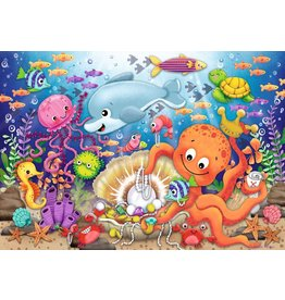 Fishie's Fortune 24 Piece Puzzle