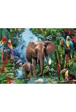 Safari Animals 150 piece puzzle