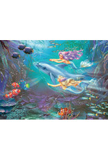 Little Mermaids 150 piece puzzle