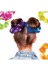 Neon Tie Dye Scrunchie Design Kit