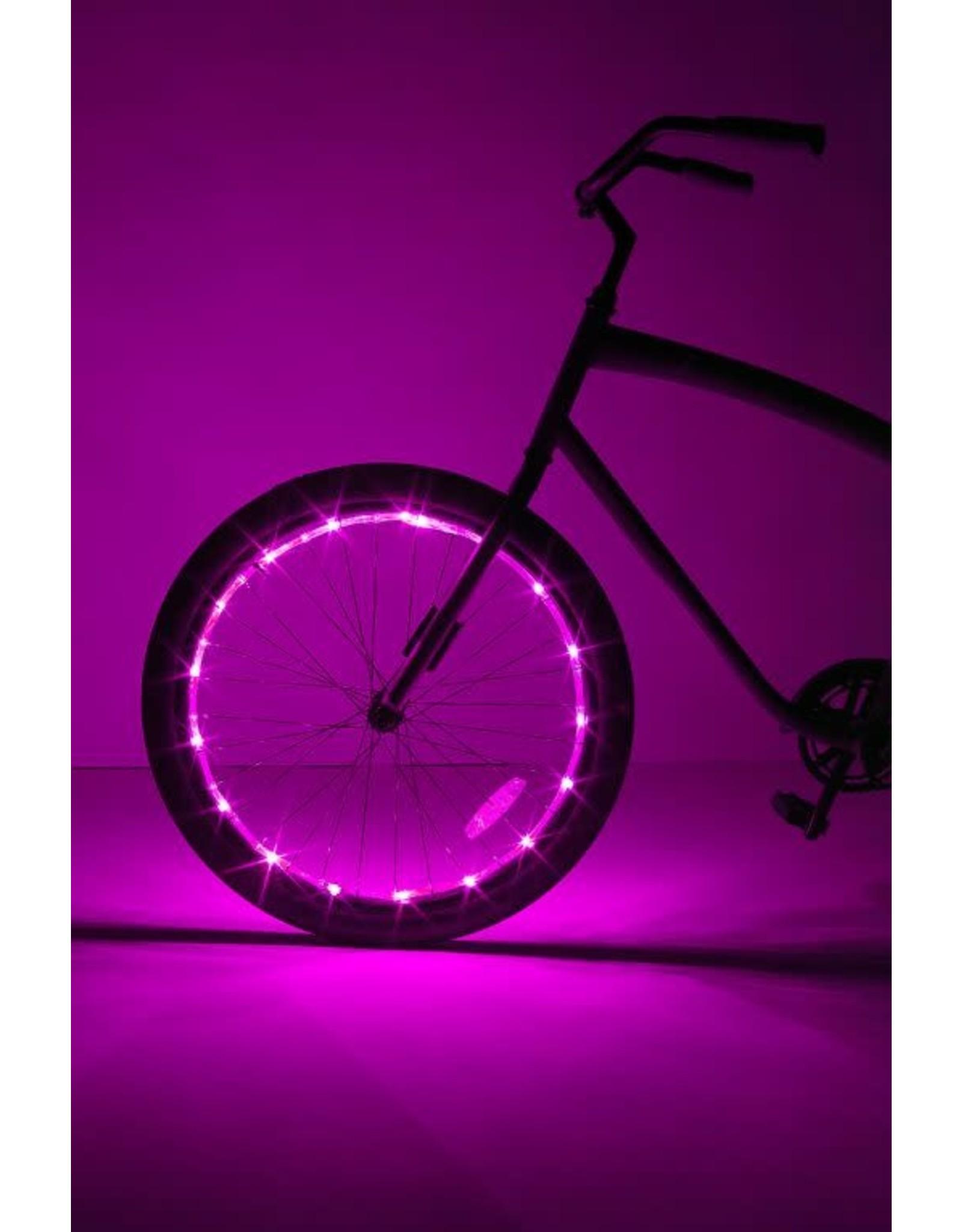 Wheel Brightz Pink