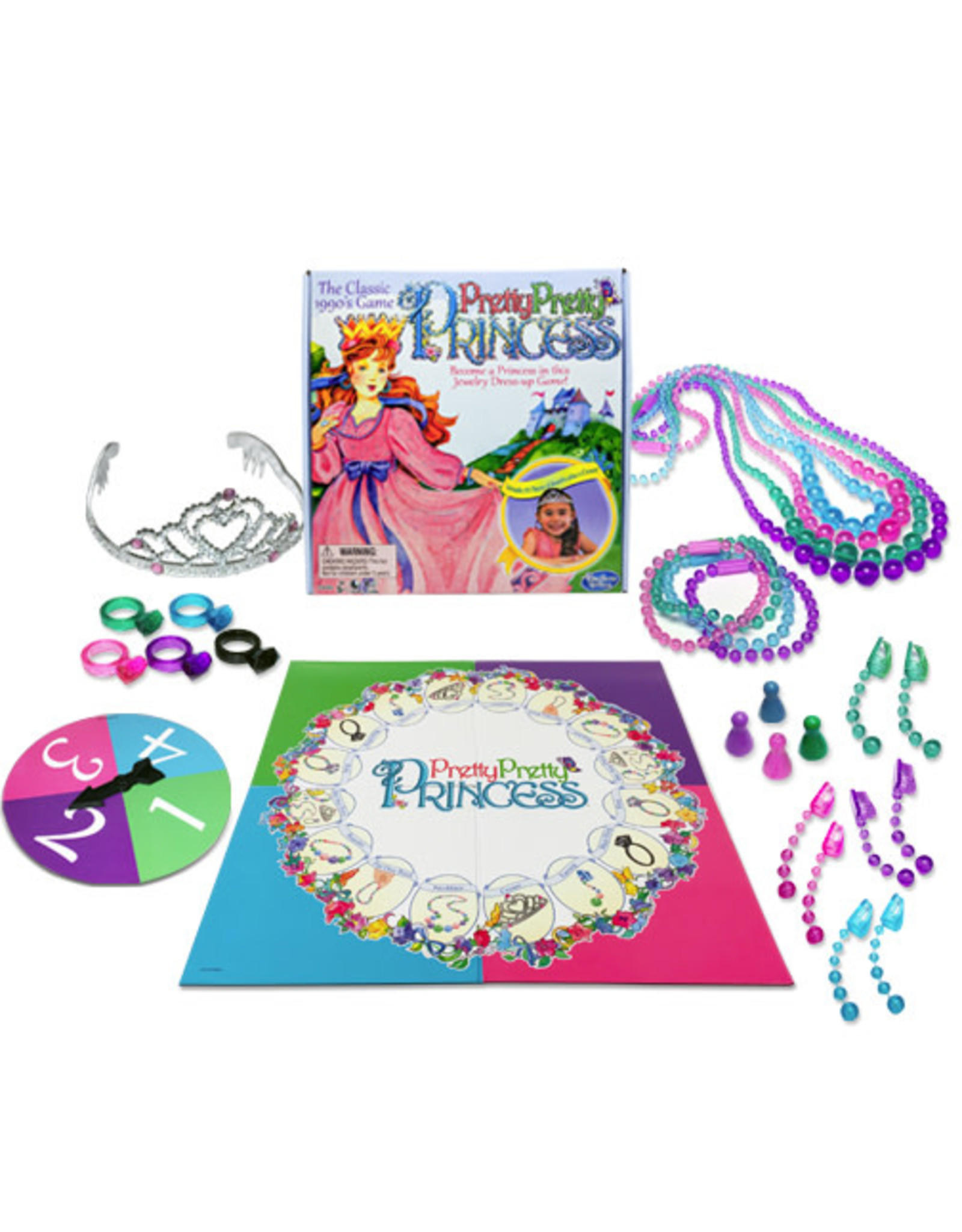 Pretty Pretty Princess® Game