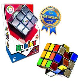 Rubik's® 40th Anniversary Metallic Cube