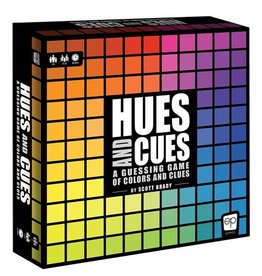 Hues and Cues Board Game